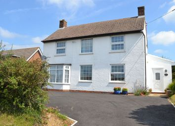 Thumbnail 4 bedroom detached house for sale in Staplers Road, Newport