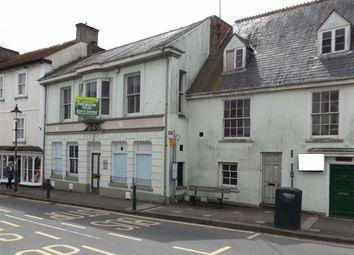 Thumbnail Retail premises for sale in 13, Broad Street, Modbury, Devon