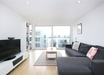 Thumbnail 2 bed flat for sale in Reliance Wharf, Hertford Road