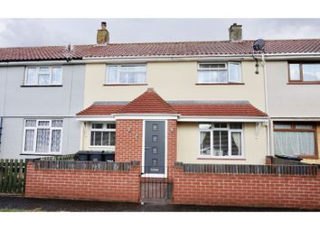 3 bed terraced house for sale in Niton Close, Gosport PO13