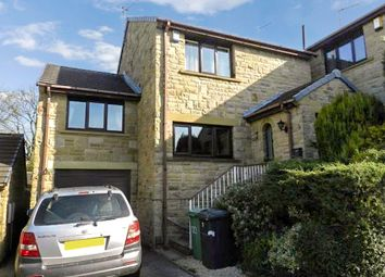 Thumbnail 3 bed detached house for sale in Rushfield Vale, Fenay Bridge, Huddersfield