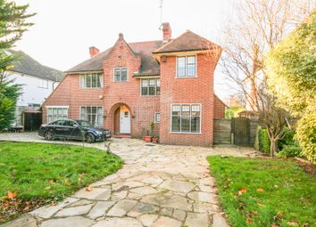 Thumbnail 4 bed detached house to rent in Roehampton Gate, London