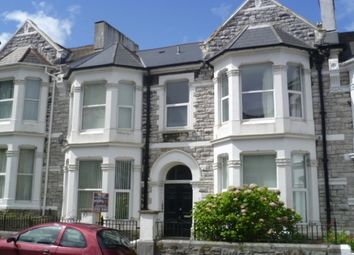 Thumbnail 1 bed flat to rent in Sutherland Road, Mutley, Plymouth