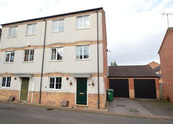 Thumbnail 4 bedroom terraced house for sale in Moore Street, Bulwell, Nottingham