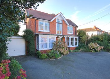Thumbnail 5 bed detached house for sale in Carrington Lane, Milford On Sea, Lymington, Hampshire