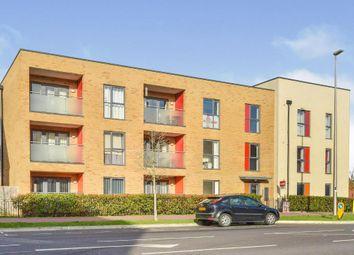 Fen Street, Brooklands, Milton Keynes, Buckinghamshire MK10. 1 bed flat for sale