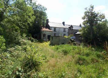 Thumbnail 2 bed semi-detached house for sale in Pentre Isaf, Tregaron, Ceredigion