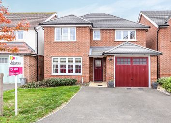 Thumbnail 4 bed detached house for sale in Conference Way, Stourport-On-Severn