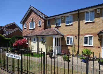 Thumbnail 3 bed terraced house for sale in Sherbourne Gardens, Shepperton