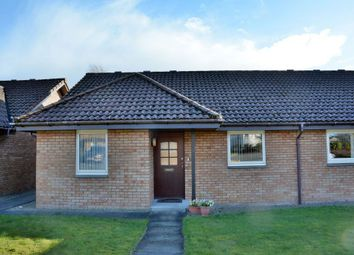 Thumbnail 2 bed semi-detached bungalow for sale in 4 Traquair Gardens, Perth