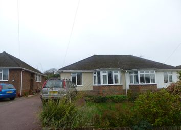 Thumbnail 2 bed bungalow to rent in Linden Avenue, East Grinstead West Sussex