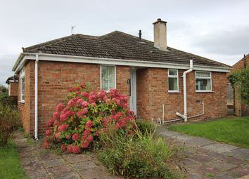 Thumbnail 2 bed bungalow for sale in Breezehill Road, Neston