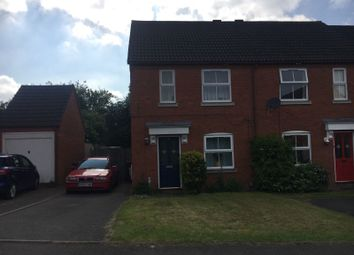 Thumbnail 2 bed terraced house to rent in Mulberry Close, Leamington Spa