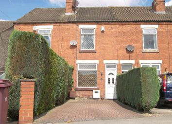 Thumbnail 2 bedroom terraced house for sale in Carter Lane East, South Normanton, Alfreton