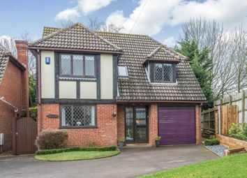 Thumbnail 4 bed detached house for sale in Grove Green Lane, Weavering, Maidstone, Kent