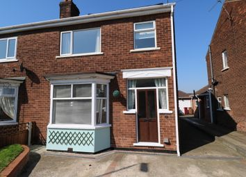 Thumbnail 3 bed semi-detached house to rent in Lodge Road, Scunthorpe
