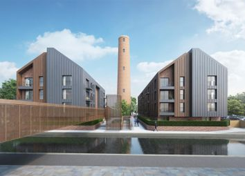 Thumbnail 1 bed flat for sale in Shot Tower Close, Chester