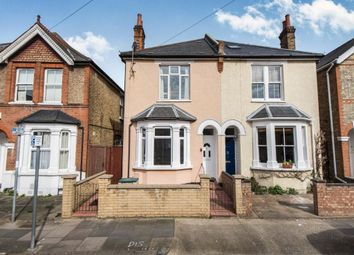 Thumbnail 3 bed semi-detached house for sale in Chatham Road, Norbiton, Kingston Upon Thames