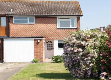 Thumbnail 3 bed semi-detached house for sale in Sally Close, Wickhamford, Evesham, Worcestershire