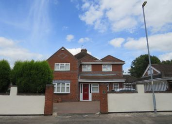 Thumbnail 4 bed semi-detached house for sale in Coronation Road, Walsall Wood, Walsall