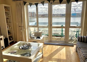 Thumbnail 2 bedroom end terrace house to rent in Pacific Close, Ocean Village, Hampshire