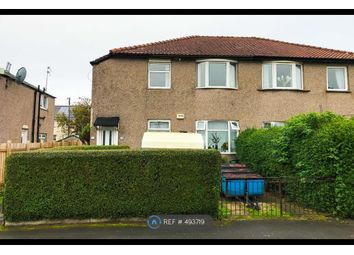 Thumbnail 2 bed terraced house to rent in Croftend Avenue, Glasgow