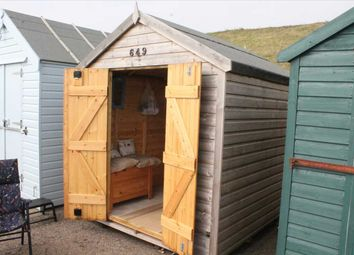 Thumbnail Property for sale in Beach Hut 649, Brackenbury Cliffs, Old Felixstowe