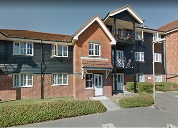 Thumbnail 2 bed flat for sale in Woodfalls House, Twyford Close, Fleet