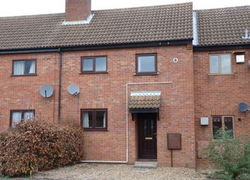 Thumbnail 2 bed terraced house to rent in Shelfanger Court, Diss, Norfolk