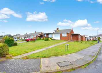 Thumbnail 2 bed bungalow for sale in Dovedale, Felixstowe, Suffolk
