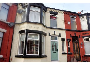 Thumbnail 3 bed terraced house for sale in Ashbourne Road, Liverpool