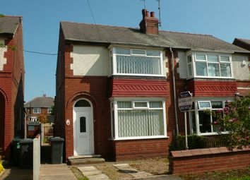 Thumbnail 2 bed semi-detached house to rent in Beech Grove, Warmsworth, Doncaster