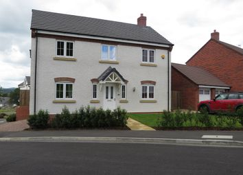 Thumbnail 4 bed detached house for sale in Lower Pingle Road, Ashbourne, Ashbourne