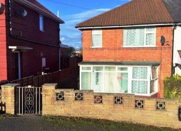 Thumbnail 3 bedroom semi-detached house for sale in Marlow Road, Erdington, Birmingham