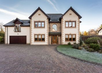 Thumbnail 4 bedroom detached house for sale in Granary Wynd, Monikie, Broughty Ferry, Angus