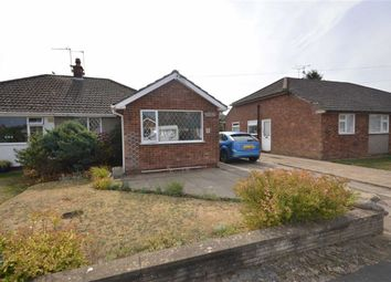 Thumbnail 2 bed bungalow for sale in Mulberry Avenue, North Hykeham, Lincoln