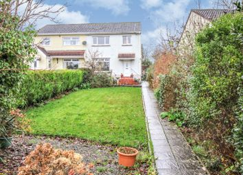 3 bed semi-detached house for sale in Parc Hendy Crescent, Swansea SA4