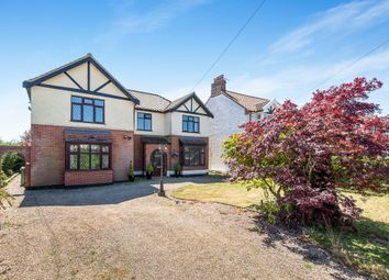 Thumbnail 4 bedroom detached house for sale in Wroxham Road, Sprowston, Norwich
