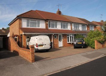 Thumbnail 4 bed semi-detached house for sale in Aston Mead, Windsor