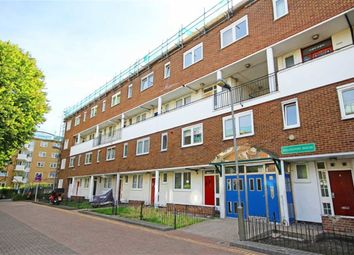 Thumbnail 4 bed flat to rent in Deeley Road, London