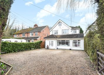 Thumbnail 4 bed property for sale in Reading Road, Wokingham, Berkshire
