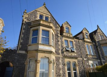 Thumbnail 1 bedroom flat for sale in Highbury Parade, Highbury Road, Weston-Super-Mare