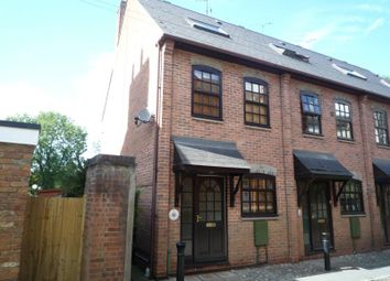 Thumbnail 3 bed terraced house to rent in The Moorings, School Lane, Buckingham