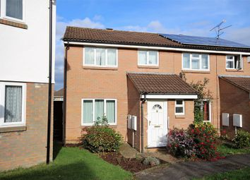 Thumbnail 3 bed semi-detached house for sale in Flamingo Close, Wokingham