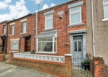 Thumbnail 3 bed terraced house for sale in Sycamore Terrace, Haswell, Durham