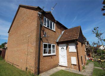 Thumbnail 1 bed flat for sale in Stanshaws Close, Bradley Stoke, Bristol