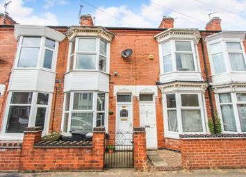 Thumbnail 2 bed terraced house for sale in Wilberforce Road, Leicester