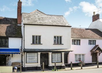 Thumbnail 4 bedroom terraced house for sale in High Street, Dunster, Minehead