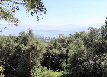 Thumbnail Land for sale in Sinies, Kassiopi, Corfu, Ionian Islands, Greece