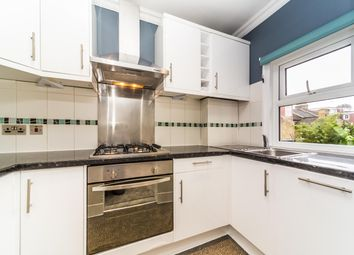 Thumbnail 3 bed flat to rent in Leverson Street, London